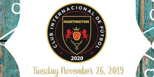 Huntington Inter FC Fundraiser