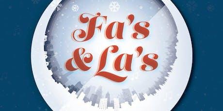 ArtsWave Pass / YPCC's Fa's & La's tickets