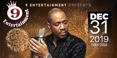 The Ultimate New Years Eve Party With Freddie Jackson