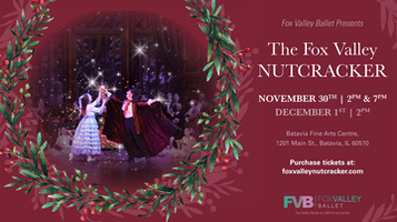 """The Fox Valley Nutcracker"""