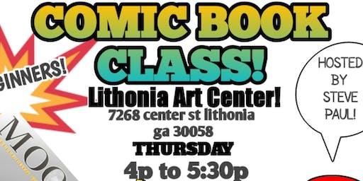 Comic book Class LAC