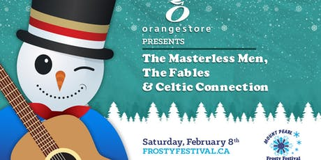 Orangestore presents The Masterless Men, The Fables and Celtic Connection tickets