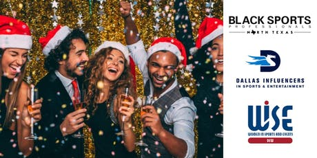BSP, DISE &  WISE Members Holiday Happy Hour tickets