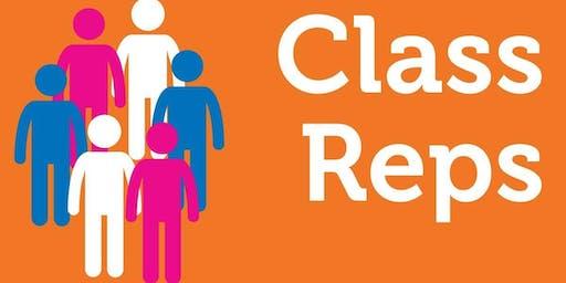 Class Rep Forum 2