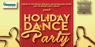 Friends of HRIC Holiday Dance Party