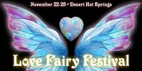LOVE FAIRY FEST tickets