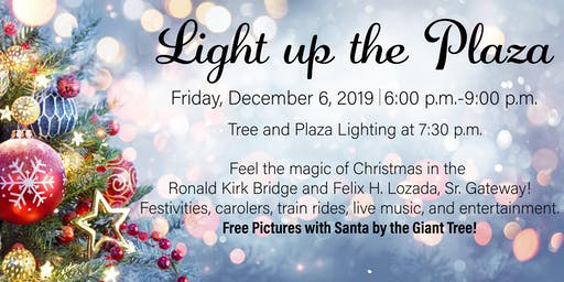 Light Up the Plaza