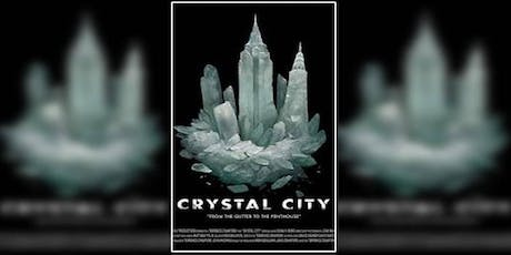 Crystal City; a free film screening. Email RSVP only; see details below. tickets