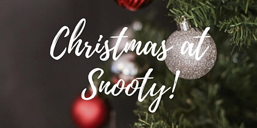 Christmas at Snooty!