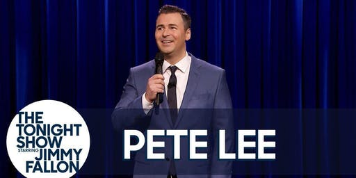 Stand-Up Comedian Pete Lee LIVE at Sierra Nevada (Mills River, NC)