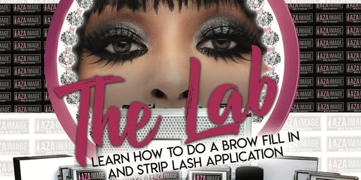 The Makeup Lab - Brow Fill & Strip Lash Lab