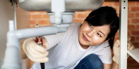 DIY: Plumbing tickets