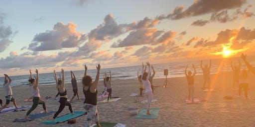 Sunrise Beach Yoga Delray Beach 11/23