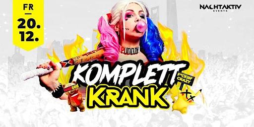 KOMPLETT KRANK! - PRIVATPARTY!