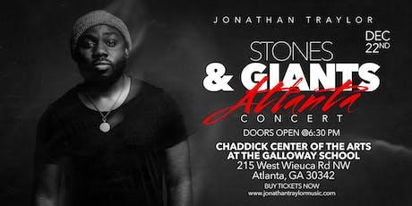 Stones and Giants Concert - Atlanta tickets