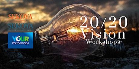 Sekoya Leadership 2020 Vision Workshop Torbay tickets