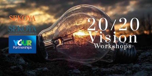 Sekoya Leadership 2020 Vision Workshop Torbay