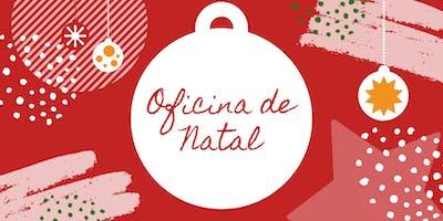 Oficina de Natal - Lettering & Personalizados