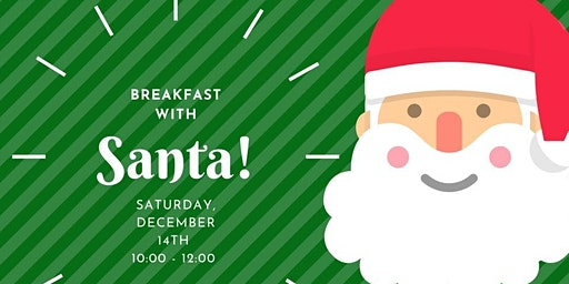 "The Children's School at St. John's Church's ""Breakfast with Santa"""