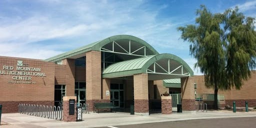 Taxes in Retirement Seminar: Red Mountain Multi-generational Center