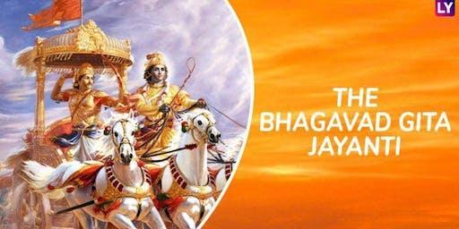 Shri Bhagavad Gita Jayanti 2019
