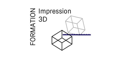 Formation impression 3D billets