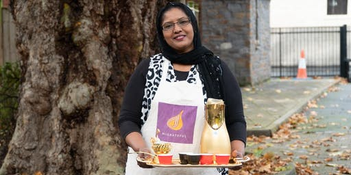 Sudanese cookery class with Negla in Bristol