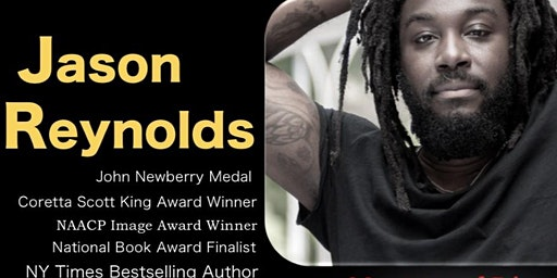 Author Jason Reynolds Lecture