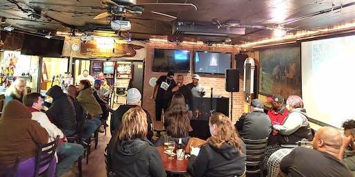 3 year Comedy Anniversary at the Rancho Sports Bar in El Sobrante Ca  #2
