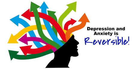 Depression and Anxiety is Reversible! tickets