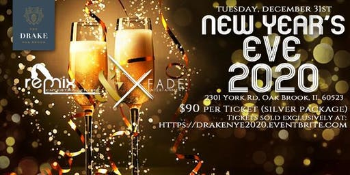 New Year's Eve 2020 at The Drake Oak Brook