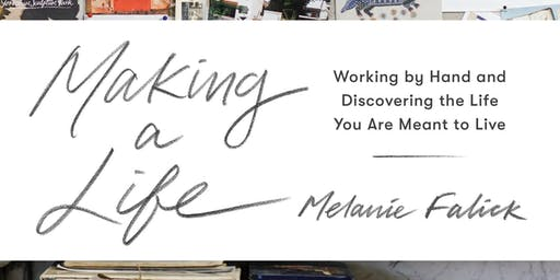 Making a Life Book Party & Conversation with Melanie Falick (and special guests!)