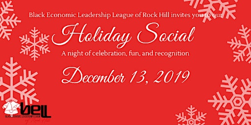 B.E.L.L. Holiday Social