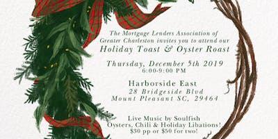 Holiday Toast & Oyster Roast