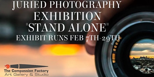 Stand Alone Juried Photography Exhibition