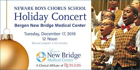Newark Boys Chorus School - Holiday Concert tickets