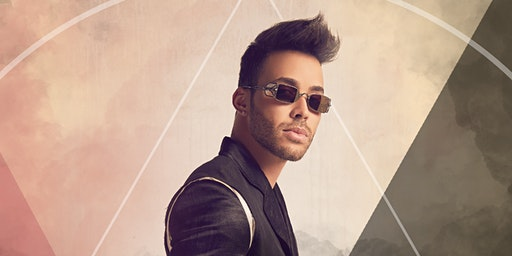 Prince Royce: ALTER EGO Tour
