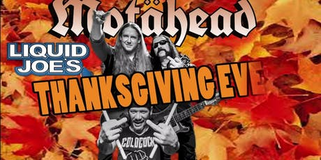 Thanksgiving Eve Party with Motähead tickets