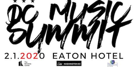 DC MUSIC SUMMIT 2020 tickets