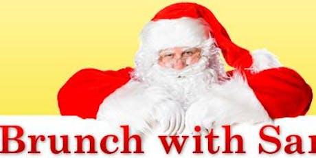 Sunday Brunch with Santa tickets