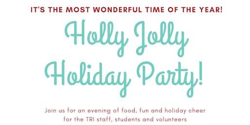 Holly Jolly TRI Holiday Party!
