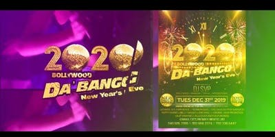 Bollywood Da' Bangg - Biggest 2020 New Year's Eve in DMV in 49D