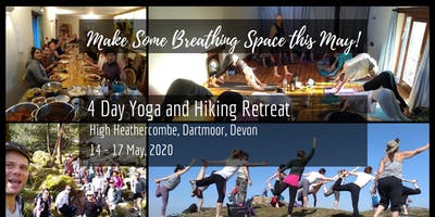 4 Days Hiking and Yoga Retreat in Stunning Devon, UK -  £50 DEPOSIT