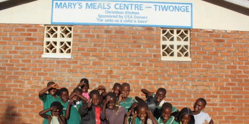 Mary's Meals Christmas Kitchen Trivia Night