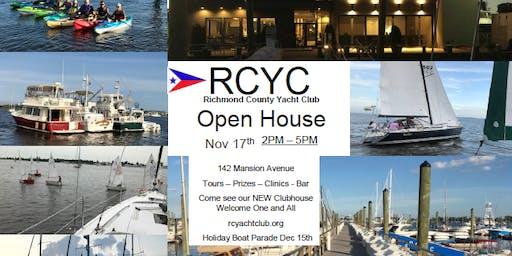 Richmond County Yacht Club - Great Kills Harbor, Staten Island