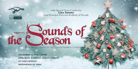 The Desert Winds: Sounds of the Season tickets