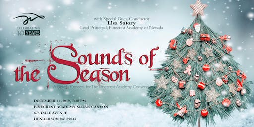 The Desert Winds: Sounds of the Season