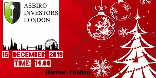 Asbiro Investors Network in London
