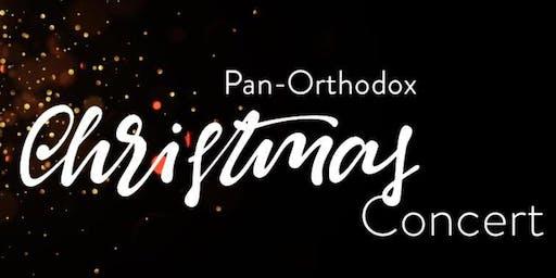 Pan-Orthodox Christmas Concert 2019
