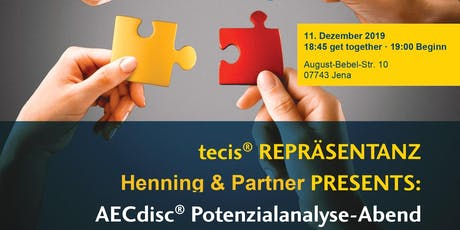 AECdisc® Potenzialanalyse-Abend Tickets